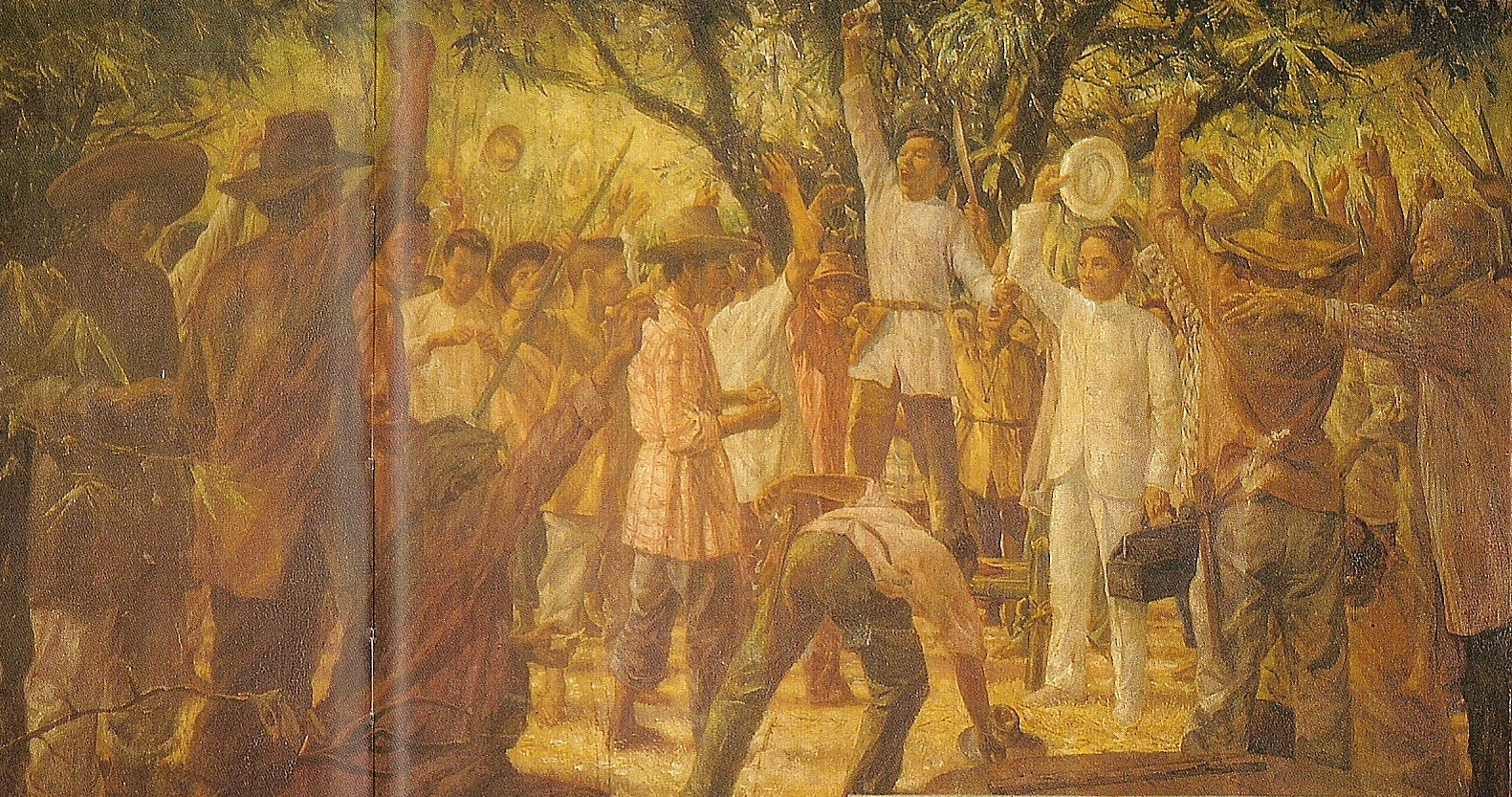 the code for andres bonifacio The unjust trial of andres bonifacio bonifacio's actions after the tejeros convention have been called counter-revolutionary, the charge of treason justified, and his elimination even necessary to ensure unity of the filipino revolutionaries.