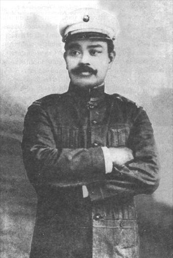 Antonio Luna, pinunong heneral ng rebolusyon