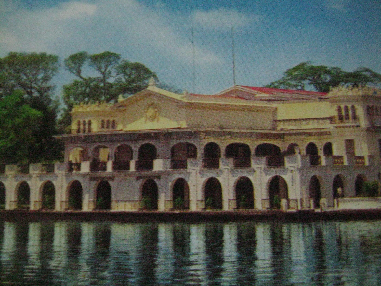 Malaca Bago Ang Renobasyon Pangulong Marcos Mula