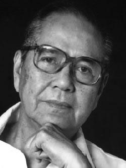 Renato Constantino.  Mula sa Bantayog ng mga Bayani