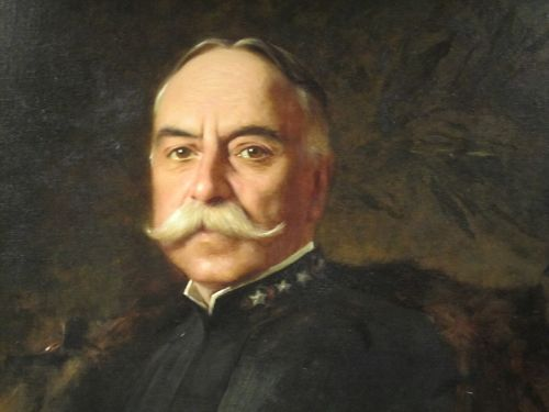 George Dewey, larawan na nasa National Portrait Gallery ng Estados Unidos