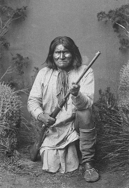 Lider Apache na si Gerónimo