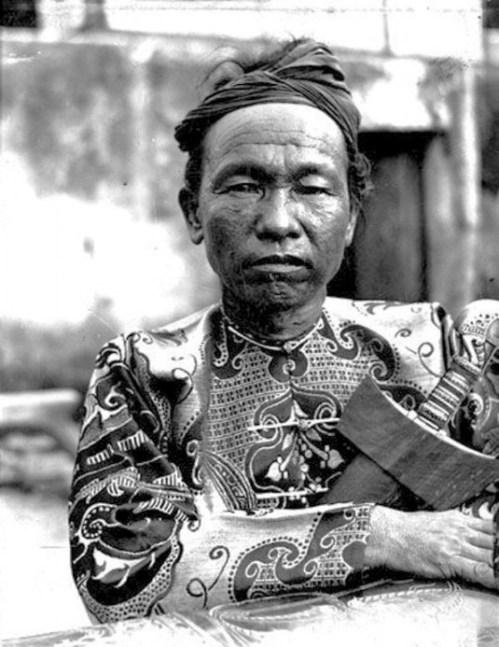 Datu Piang.  Sa kagandahang loob ni Dato Muhammad Sinsuat Lidasan.