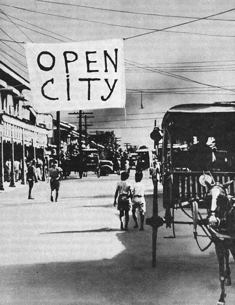 Manila: Open City