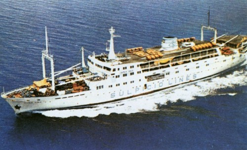 MV Doña Paz ng dating Sulpicio Lines