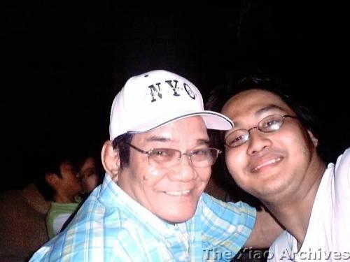 Kasama si Fred Panopio (umawit ng Pitong Gatang)