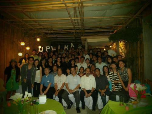 Ang UP Lipunang Pangkasaysayan sa kanyang ika-25 taon, January 12, 2013.