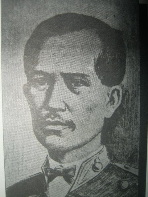 Sarhento Francisco Lamadrid.  Mula sa Philippine Almanac.