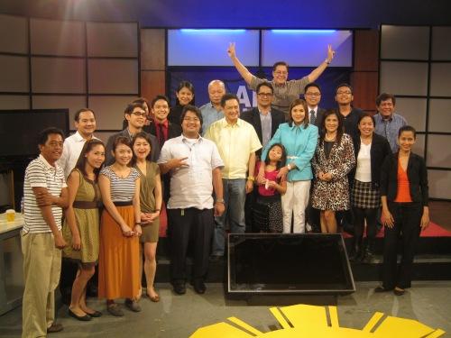 Ilan lamang sa mga bumubuo at mga regular na mga resource persons ng ANG PAGLILITIS:  Katarungan Para sa Bayan ng PTV.