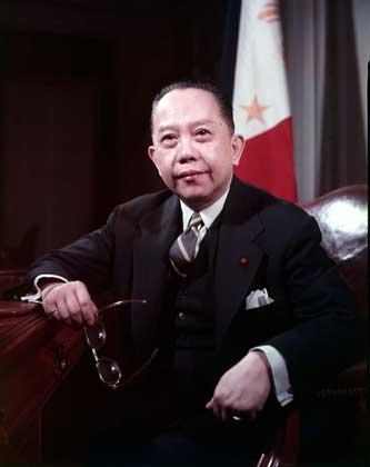 Embahador Carlos P. Romulo, Pangulo ng UN General Assembly