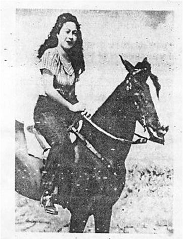 Josefa Capistrano.
