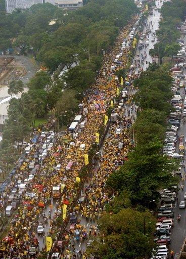 Libing ni Cory Aquino, August 5, 2009.