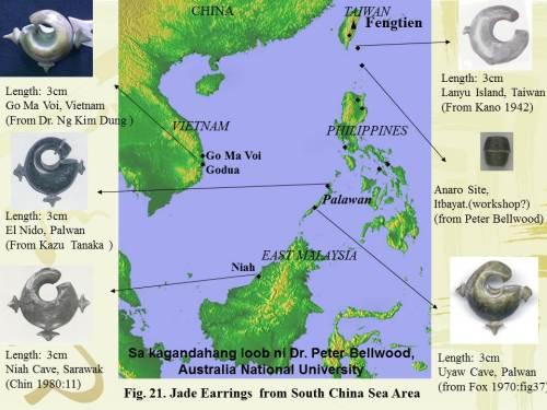 19 Vietnam at Borneo, halos magkakatulad ang disenyo ng mga ito