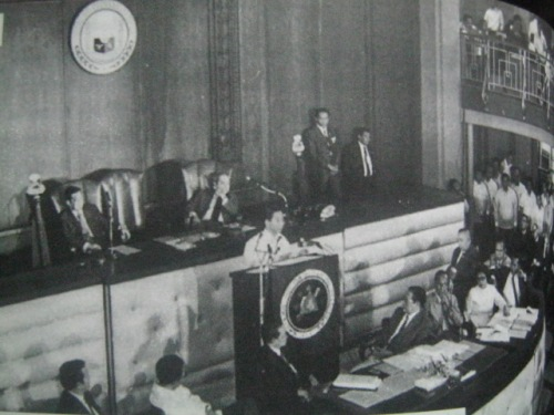 SONA 1970.  Mula sa Not On Our Watch.
