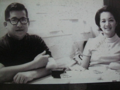 Ninoy at Cory Aquino.  Mula sa Ninoy at Cory Aquino Foundation.