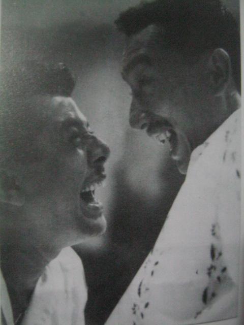 Panchito at Dolphy.  Mula sa Dolphy:  Hindi Ko Ito Narating ng Mag-isa, sariling talambuhay ni Dolphy na inedit ni Bibeth Orteza.
