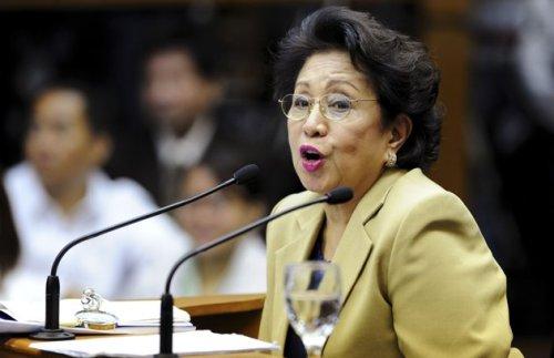 Ombudsman Conchita Carpio Morales