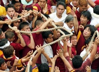 """36 Iniiwasan din ang tinatawag na pag-""""otso"""" ng lubid"""