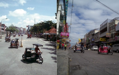 F. Tañedo Street.  Photo by Xiao Chua.