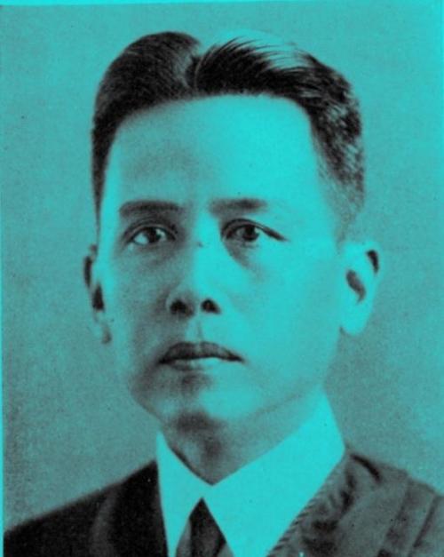 José Abad Santos.  Mula sa gov.ph.
