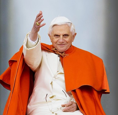 Paalam Benedict XVI!