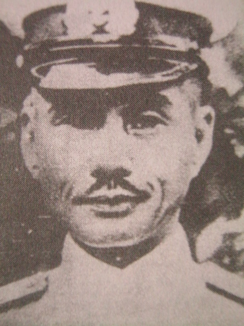 Rear Admiral Sanji Iwabuchi.  Mula sa Warsaw od Asia:  The Rape of Manila.