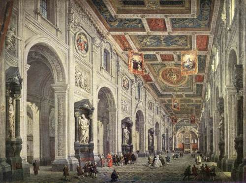 Simbahan ng Laterano.