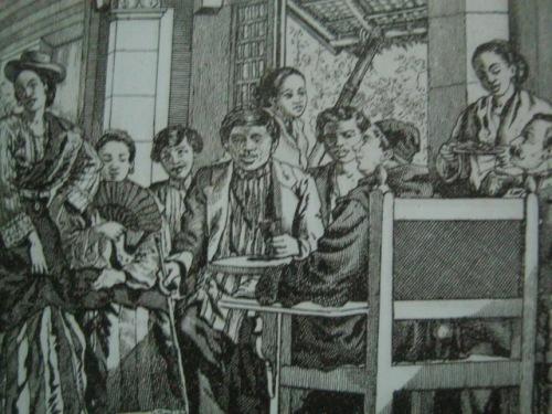Mga principalia. Mula sa Kasaysayan: The Story of the Filipino People.