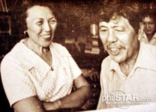 Carmen at Pepe Diokno.  Mula sa Philippine Star.