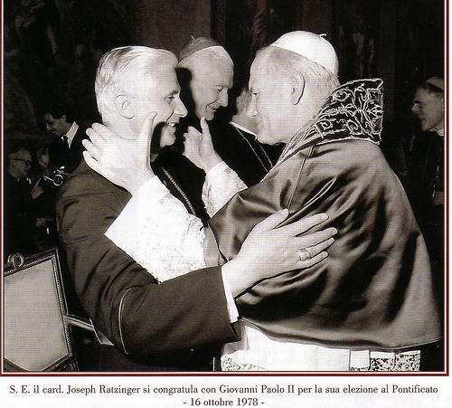 22 itinalaga siya ni John Paul II na Prefect ng Congregation of the Doctrine of the Faith noong 1981