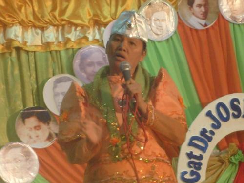 Reyna Yolanda Manalo, Pinuno ng Celyo Rizal, Incorporada, ang pampbansang pederasyon ng mga Rizalista.