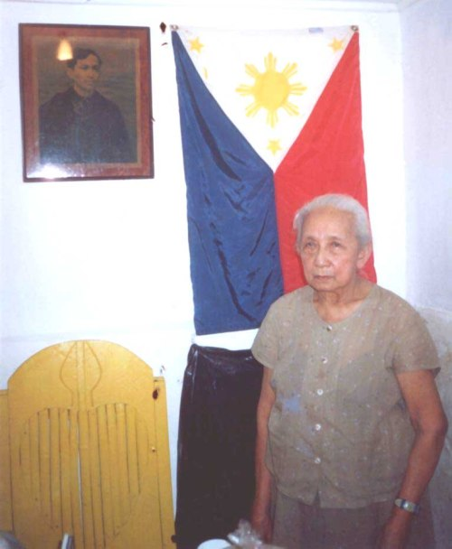 Nanay Mercedes, ang Durable ng Sta. Lucia, Dolores, Quezon.