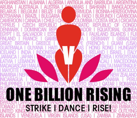 One Billion Rising.