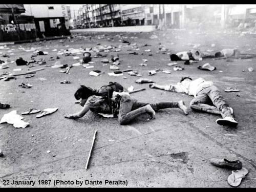 Mendiola incident.