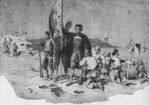 Pagdaong ni Magellan sa Homonhon, Samar, March 16, 1521.