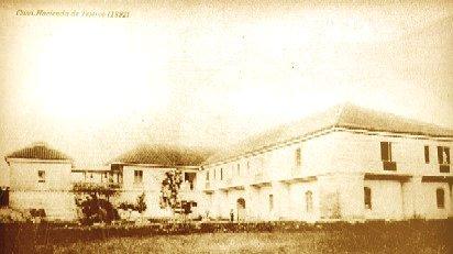 Casa Hacienda de Tejeros.