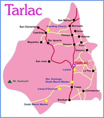 Ang Lalawigan ng Tarlac