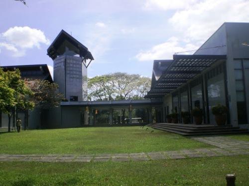 Aquino Center, Tarlac City.