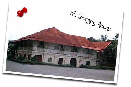 Burgos House, Vigan, Ilocos Sur.