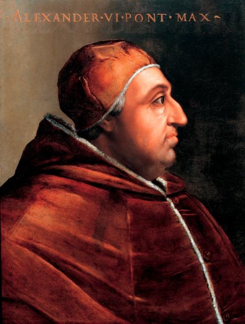 Alejandro VI Borja