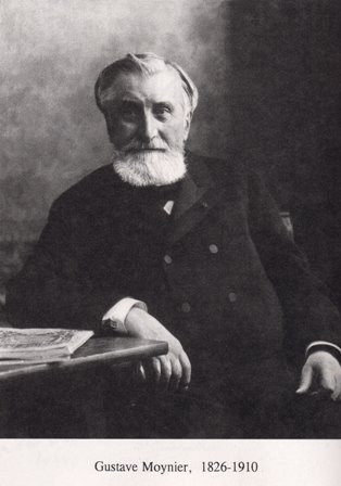 Gustave Moynier