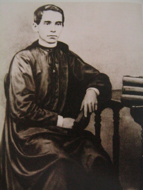Padre Jose A. Burgos.  Mula sa Kasaysayan:  The Story of the Filipino People.