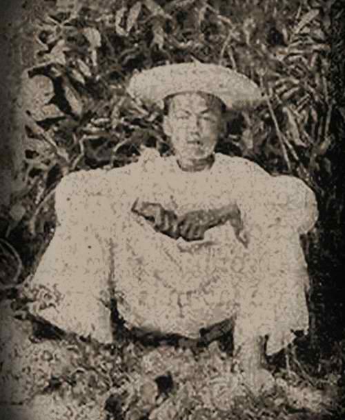 Emilio Aguinaldo, 1896