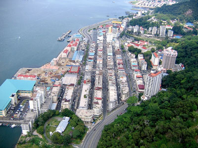 Sandakan, North Borneo