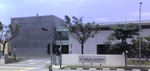 Changi Prison sa Singapore.