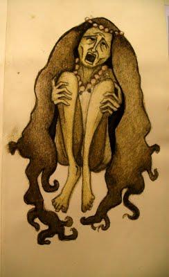 Binukot.  Mula sa thegialloantico.blogspot.com