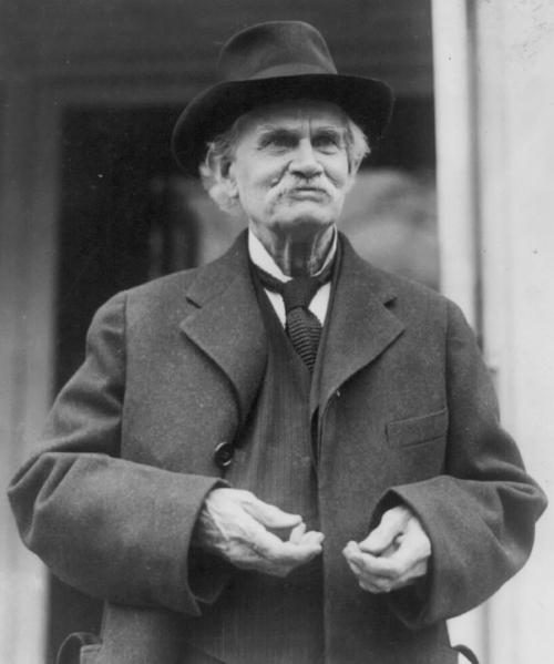 Rep. John Sharp Williams ng Mississippi.