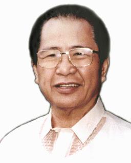 "Yumaong Congressman Jose ""Aping"" V. Yap."