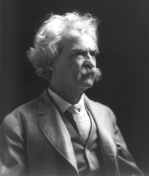 Samuel Langhorne Clemens a.k.a. Mark Twain