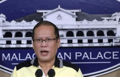 Pangulong Noynoy Aquino.